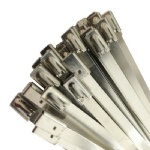 Self-locking Stainless Steel Cable Tie