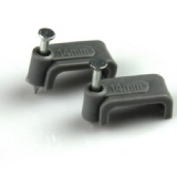 Flat Twin & Earth Cable Clip