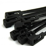 Releasable Nylon Cable Tie