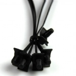 Push Mount Nylon Cable Tie